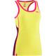 Kari Traa Tikse Mouwloos Shirt Dames geel